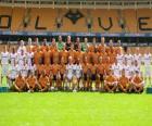 Zespół Wolverhampton Wanderers FC 2009-10