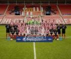 Zespół Sunderland AFC 2008-09