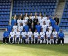 Zespół CD Tenerife 2008-09