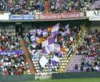 Flag of Real Valladolid CF