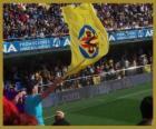 Flaga Villarreal CF