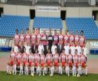 Zespół UD Almería 2008-09