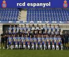 Zespół RCD Espanyol 2008-09