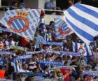 Flaga RCD Espanyol