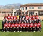 Zespół RCD Mallorca 2009-10