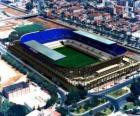 Stadium of Málaga CF - La Rosaleda -