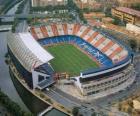 Stadion Atlético de Madrid - Vicente Calderón -