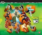 Ben 10 osobistości
