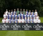 Zespół Blackburn Rovers FC 2009-10
