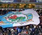 Flaga Blackburn Rovers FC