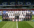Zespół Bolton Wanderers FC 2008-09