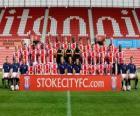 Zespół Stoke City FC 2008-09