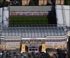 Stadium of West Ham United FC - Boleyn Ground -