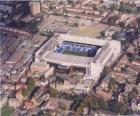 Stadium of Tottenham Hotspur FC - White Hart Lane -