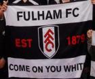 Flaga Fulham FC