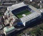 Stadium z Chelsea FC - Stamford Bridge -