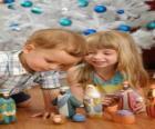 Dzieci bawiące się w żłobie