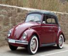 Samochód Classic - chrząszcz Wolsvagen