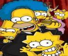 Simpsons Pierwsze nagrody