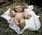Dzieciątka Jezus w żłobie
