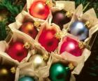 Boże Narodzenie bale pole