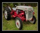 Stary traktor
