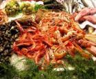 Seafood zróżnicowane