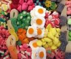 Różne wyroby cukiernicze