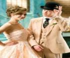 Ryan Evans (Lucas Grabeel) wraz Kelsi Nielsen (Olesya Rulin) w musicalu