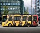 Autobus miejski, Kopenhaga