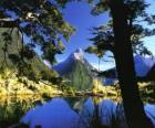 Te Wahipounamu - South Western Nowej Zelandii.