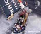 Żaglowiec w Volvo Ocean Race