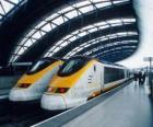 Eurostar szybka kolej