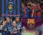 Liga Mistrzów półfinał 2009-10, FC Internazionale Milano - Fc Barcelona