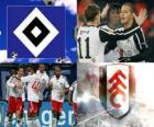 Liga Europy UEFA, półfinał 2009-10, Hamburger SV - FC Fulham