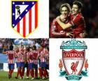 Liga Europy UEFA, półfinał 2009-10, Atlético de Madrid - Liverpool FC