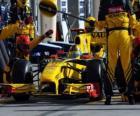 Robert Kubica - Renault - Bahrajn 2010