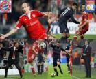 FC Bayerrn Munchen 1 - Olympique Lyonnais 0