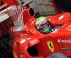 Felipe Massa - Ferrari - Szanghaj 2010
