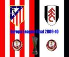 Europa League Final 2009-10 Atletico Madrid vs Fulham FC