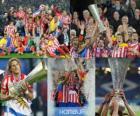 Atletico Madryt Champion League Europa 2009-10