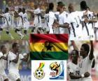 Wybór Ghana, Grupa D, RPA 2010