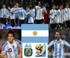Wyboru Argentyny, Grupa B, RPA 2010
