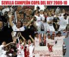 Sevilla mistrzem Copa del Rey 2009-2010
