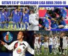 FC Getafe 6-sze niejawne Ligi BBVA 2009-2010