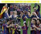 FC Barcelona mistrzem Ligi BBVA 2009-2010