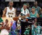 Finały NBA 2009-10, Game 2, Los Angeles Lakers 94 - Boston Celtics 103