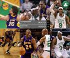 Finały NBA 2009-10, gra 3, Los Angeles Lakers 91 - Boston Celtics 84