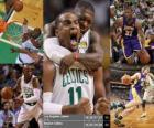 Finały NBA 2009-10, Game 4, Los Angeles Lakers 89 - Boston Celtics 96