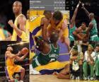 Finały NBA 2009-10, Game 6, Boston Celtics 67 - Los Angeles Lakers 89